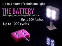 RK06 RK- 06 IBLAZR Enhancing Selfie Using Sync LED Flash 4 le...