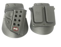 Fobus 1911 and magazine Paddle Holster for Combo 1911 + 4500...