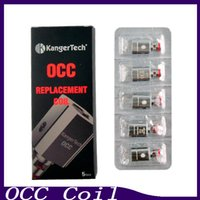 New Kanger Subtank Coil OCC Coils Subtank Replacement Coil O...