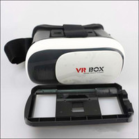 Head Mount Plastic VR BOX Version VR Virtual Reality Glasses...