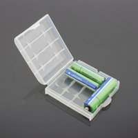 Colorful AA AAA Battery case batteries cases Portable Hard P...