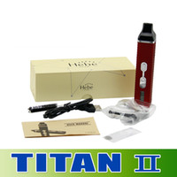 DHL shipping Titan 2 Dry Herb Herbal Vaporizer Electronic Ci...