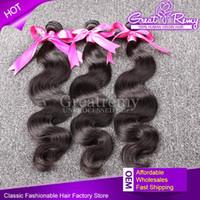 6A Malaysian Peruvian Indian Brazilian Virgin Hair Unprocess...