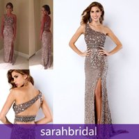 SHAIL K Sparkle Sequined Cocktail Evening Dresses For Fashio...
