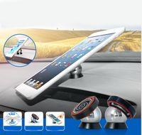 Magnético universal del sostenedor del montaje del coche del parabrisas Magia De pie, con 360 Rotación para iPhone para Samsung Galaxy Tab para el iPad para HTC para Sony