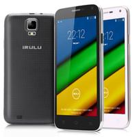 """US Stock! iRulu Smartphone U1S 5. 0"""" QHD IPS Android 4. 4..."""