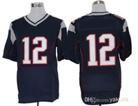 2015 Super Bowl XLIX Jerseys #12 Football Jerseys Elite Game...