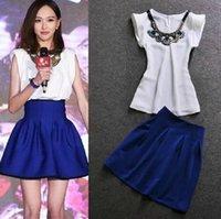 Women' s Clothing Big Girls 2pcs Set Sleeveless Vest Chi...