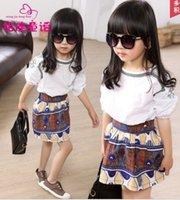 Korean Children Clothing Sets Clothes Girls 2015 New Kids Ha...