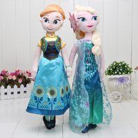 Fever Stuffed toys Dolls 40cm Elsa & Anna princess toy Plush...