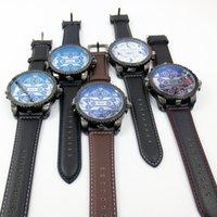New Fashion OULM 3233 Mens- watches Men Quartz Sport Watches ...