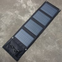 Hot 16W Foldable Solar Panel Charger Portable Solar Charger ...