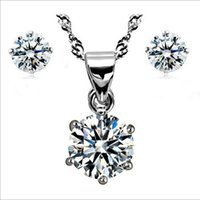 New Arrival for New year Austria Zircon Crystal Necklace Set...
