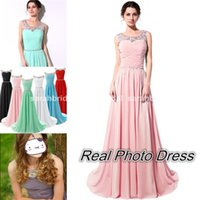 2015 Plus Size Chiffon Bridesmaid Dresses with Crystals Bead...