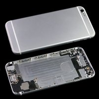 13 Colors For iPhone 6 4. 7inch Full Back Housing Battery Doo...