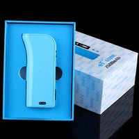 ECT original box mod eT60wk battery 2600mah with micro USB c...