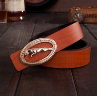 B67 Fashion Belt for Man Genuine Leather Belt Automatical Bu...