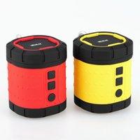 iRULU BV350 Portable Indoor Outdoor Mini Wireless Bluetooth ...