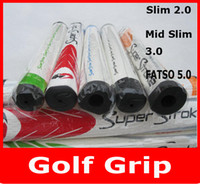 Golf Grips SuperStroke Slim 1. 0 2. 0 3. 0 Super Stroke Fatso 5...