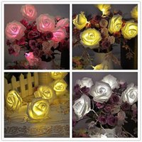 2M 20 LED led Rose String Light lighting Fairy Lights Christ...