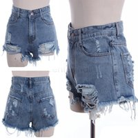 Wholesale High Waisted Jeans Destroyed - Buy Cheap High Waisted ...