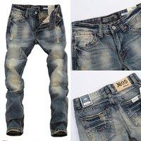 Venda quente 2015 calças de brim dos homens brandnew novos brandnew calças de brim retas dos homens do desenhador calças de brim retas do desenhador tamanho 29-38 DS921