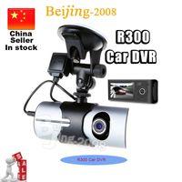 Newest R300 Car DVR X3000 HD 720P GPS Cam Video Camcorder Ca...