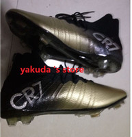 Superfly FG Soccer Cleats, CR7 FG Firm Ground Soccer Shoes, Ro...