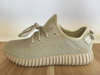 Hot sell Kanye Milan Running Shoes yeezy boost tan Men Fashi...
