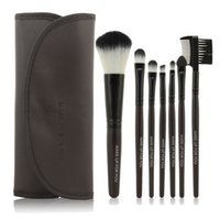 Candy Colors 7pcs Makeup Brushes Tools Set With Free PLeathe...