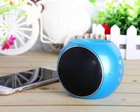 US Stock! Portable LED Bluetooth Stereo Speaker Mini Wireles...