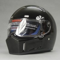 Wholesale- DIY Simpson model CRG ATV helmet + SIMPSON sticker...