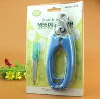 Free shipping Cats and dogs nail scissors \ pet nail clipper...