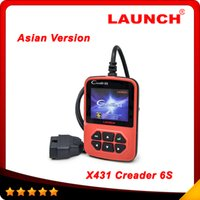 2015 New Released Original Launch X431 Creader 6S OBDII Gene...