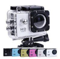 D001 2 pouces style imperméable de SJ4000 d'écran LCD Full HD 1080p HDMI Caméscopes SJcam Casque Sport DV 30M Action Camera