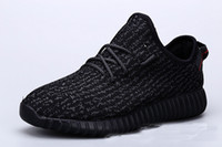2016 Kanye Milan West Yeezy Boost 350 Classic Gray Black 750...