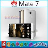 Huawei Ascend Mate7 4G LTE 3GB+ 32GB Octa Core 1920*1080 Pixe...