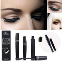2016 QiBest 3D Fiber Lashes Mascara Cosmetics Mascara Black ...