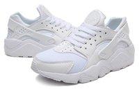 New Running Shoes 2015 Air Huarache Shoes Women Sneakers Whi...