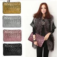 2015 New Dazzling Glitter Women' s Evening Bags Hot Spar...