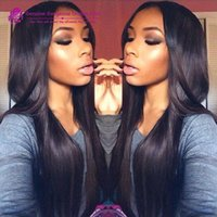 New Arrival Human Unprocessed 7A Peruvian Human Hair Silky S...
