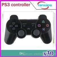 Meilleur Choisissez! 6 SIXAXIS Wireless Gamepad jeu Bluetooth pour PS3 11 Choix de couleurs 30 PC ZY-PS-01