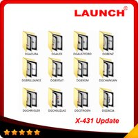 2014 Lastest Version launch x431 Software Update for Launch ...
