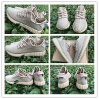 Authentic Original Kanye West 350 Boost Oxford Tan AQ2661 Sn...