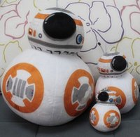 Star Wars 7 Plush doll The Force Awakens BB- 8 Droid Robot Pl...