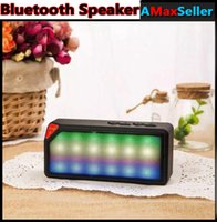 NEW X3S Portable Wireless Bluetooth Speaker With Colorful Ne...