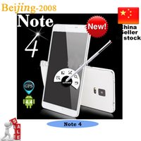 1: 1 Note 4 Curved Jointed Screen 5. 7inch SM- 9800 MTK6592 Oct...