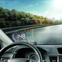 "A8 5. 5"" Car HUD Head Up Display Vehicle- mounted Securit..."