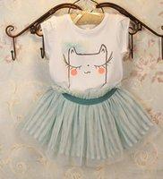 Girl Set Girls Clothes Kids Clothing Sets 2015 Summer Childr...