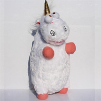 Despicable Me Fluffy Unicorn Plush Pillow Toy Doll big 22 in...